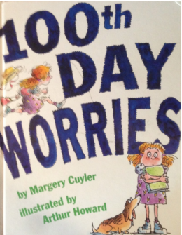 100 day worries book