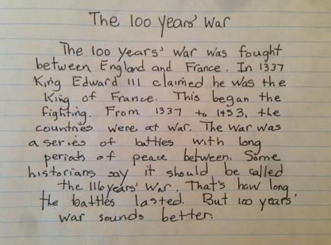 100 year war